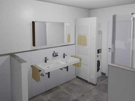 Erstbezug: schöne 4-Zimmer-Hochparterre-Wohnung Lauda
