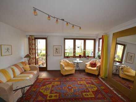In ruhiger Lage eine schöne Doppelhaushälfte mit Garten.