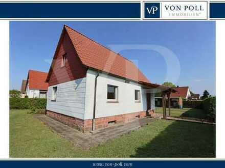 Kleines freistehendes Einfamilienhaus mit großem Garten - in beliebter Wohnlage