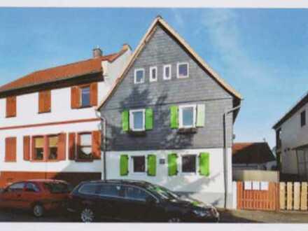 Schnuggeliges Fachwerkhaus mit 2 Wohneinheiten in Karben