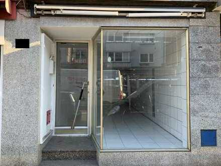 Kleines Ladenlokal im Stadtkern von Karnap sucht kreativen Besitzer
