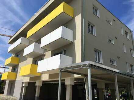 Erstbezug: bequeme 3-Zimmer-Wohnung in Zukunftshaus