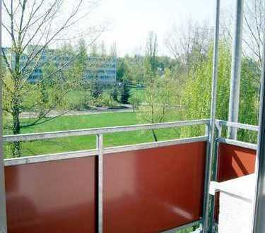 °° Traumhaft für Paare°° -sonnige Wohnung mit Balkon und Garten+ 1 Kaltmiete frei!