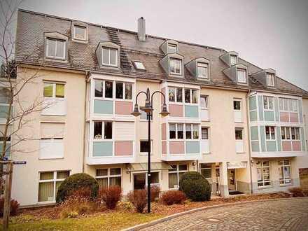 Top gepflegte Praxis- oder Büräume in sehr guter Lage von Auerbach im Vogtland zu vermieten