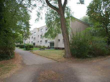 2-Zimmer-Erdgeschoßwohnung, ruhig gelegen, in parkähnlichem Umfeld von Duisburg Marxloh