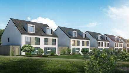 Große Doppelhaushälfte mit 2 Bädern und großen Grundstück in Ruhiglage