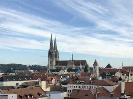 Herrschaftlich wohnen in der Altstadt von Regensburg