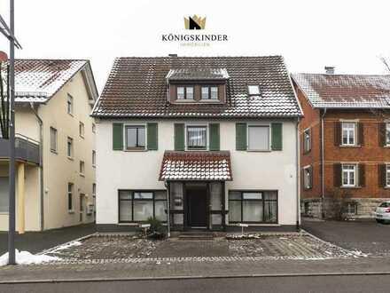 Attraktive Kapitalanlage - gepflegtes Mehrfamilienhaus in Hüttlingen!