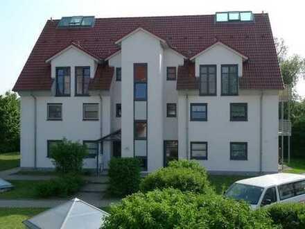 Brandis: Schicke Wohnung mit Balkon