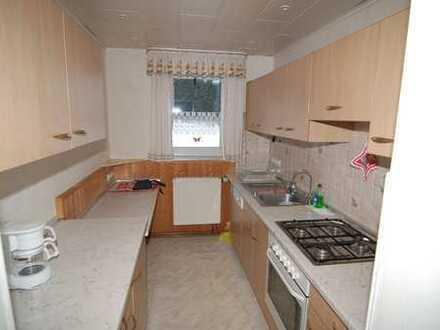 Bezugsfreie 3-Zimmer-Eigentumswohnung mit Garage und Garten