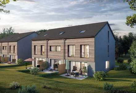 Neubau Reihenmittelhaus Typ Andante 2