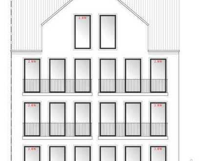Erstbezug mit Balkon: 3-Zimmer-Dachgeschoss Wohnung in Münster