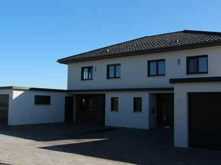 Neubau-Doppelhaushälfte in Bad Wurzach