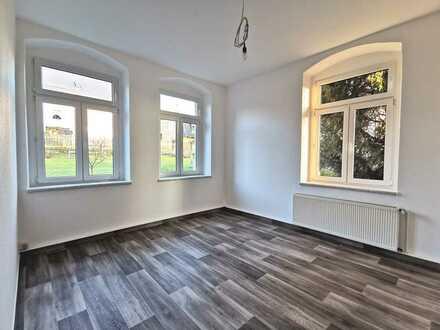 Erstbezug nach Sanierung – großzügige, helle 4-Raum-Wohnung in zentraler Lage von Wolkenstein