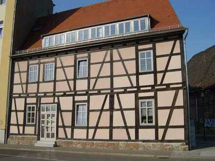 Citylage 4-R-Mais.-Wohnung im Fachwerkhaus m. EBK