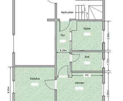 """Schöne zwei Zimmer Wohnung in Neu-Ulm - Offenhausen """"Provisionsfrei"""""""