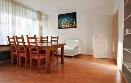 Schöne und geräumige 4-Zimmer-Wohnung in D-Golzheim!