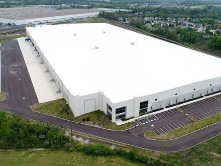 Baustelle in Vorbereitung: Neubau Logistikzentrum Dresden   ca. 4.500 - 19.700 m²   WGK III möglich