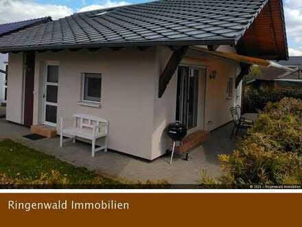 Ferienhaus im mediterranen Stil am Riedsee. Hier findet man seine Ruhe!