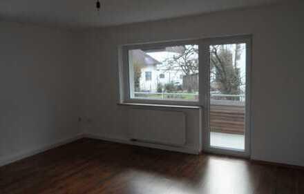 Gepflegte 2-Zimmer-Hochparterre-Wohnung mit Balkon in Senden