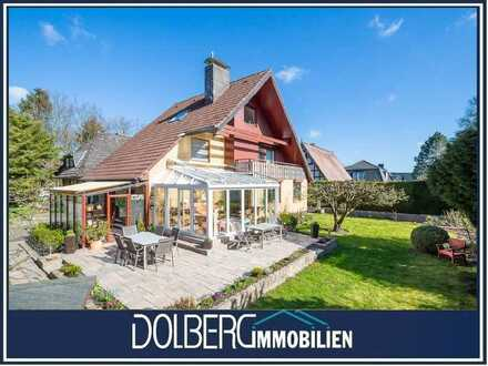 Einziehen und Wohlfühlen ! Traumhaft schönes Einfamilienhaus in bester Lage von Barsbüttel-Stellau