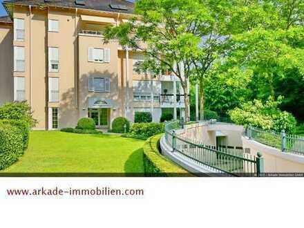 *** Exklusives Wohnen in der Parcvilla mit Panoramablick auf Baden-Baden ***
