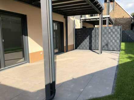 Erstbezug! Exklusive, barrierefreie 3Zi.-Eigentumswohnung mit Garten in Top-Lage!