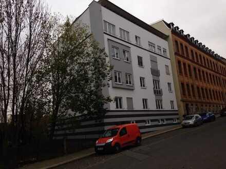 Modern geschnittene 1-Raum Wohnung mit Schlafnische in Meerane zu vermieten!