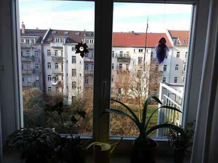 Freundliches Zimmer in 3er-WG in Leipzig/Nord