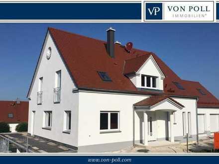 Traumhaus zu vermieten: Familienfreundlicher, exklusiv ausgestatteter Neubau nahe Donauwörth