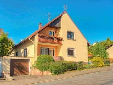 Vermietetes Zwei- Dreifamilienhaus in guter Wohnlage