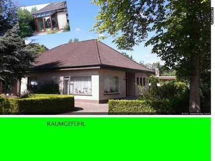 Lichtgefluteter, großzügiger Bungalow in Holthusen! 1.250m² Grundstück - optional mehr!