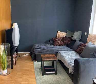 möbliert - mitten in Beuel, Rheinnähe! Sehr schöne, geschmackvoll eingerichtete 2 Zimmer Wohnung