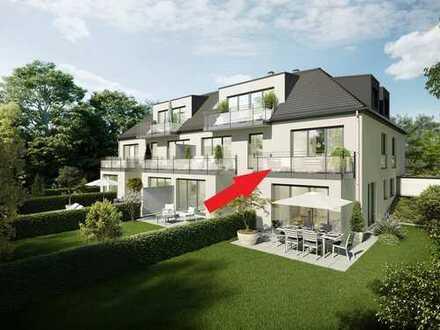 großzügige 3 Zimmer Wohnung mit Südbalkon ab 16.07.2020 - Neubau Erstbezug