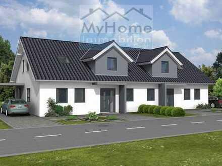 Wohnen wo andere Urlaub machen! Attraktive Doppelhaushälfte (K40 plus) in Hohen-Sülzen