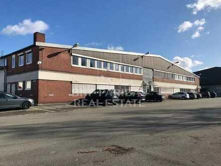 Logistik Immobilie im Herzen von Billbrook