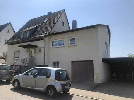 Einfamilienhaus in ruhiger Lage in Sondelfingen