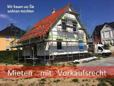 unser meist gebautes Haus - solide und schön - gemütlich