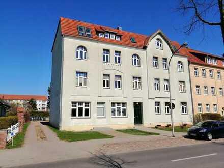 Ansprechende, gepflegte 4 Zimmer-Dachgeschosswohnung zur Miete in Angermünde