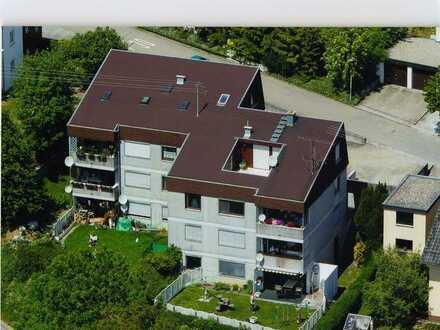 3 Zimmer, Terrasse, Gartenanteil, Traumaussicht Süd, Horb-Rexingen, Garage