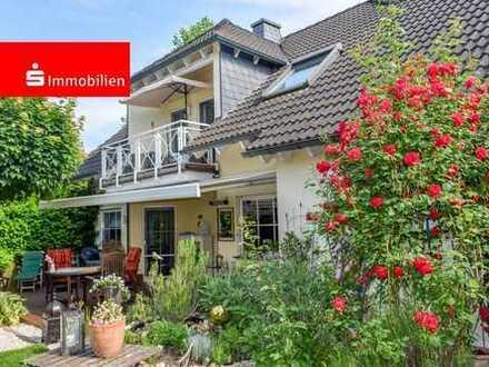 Hier können Sie Ihren Alltag vergessen! Exklusives Einfamilienhaus in Villmar-Aumenau