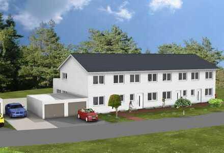 Neubau Reihenmittelhaus Nr. 2 inkl. Einzelgarage