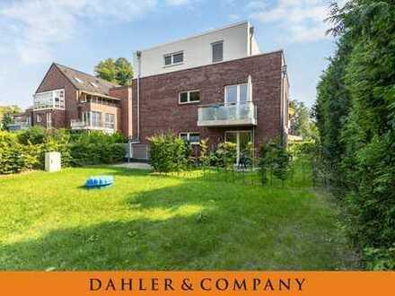 Wohnen ohne Kompromisse! Moderne Eigentumswohnung mit zwei Balkonen und Tiefgaragenstellplatz