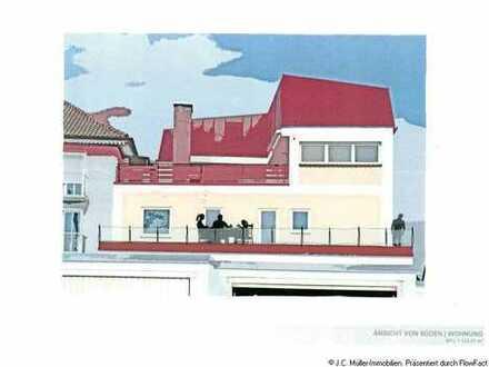 Erstbezug! Exklusive 4 ZKB-Wohnung mit Dachterrasse und Garage in Babenhausen