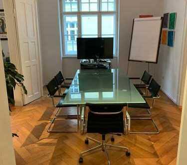 Zur Untermiete - Möblierte Büroräume in Altbau, München - Nikolaiplatz