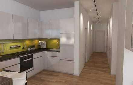 NEUBAU mit unverbaubarer Aussicht - Penthouse Wohnung - 4,5 Zimmer