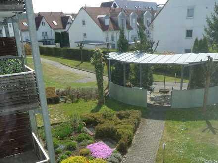 2-Zimmer-Wohnung mit EBK und Balkon in Illertissen (nur ab 61 Jahren oder mit Pflegegrad)