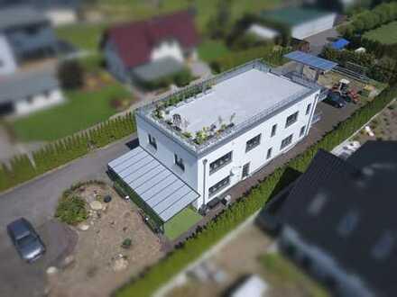 Bild_4-Raum-Wohnung, 150m² Wohnfläche ERSTBEZUG + gehobene Ausstattung, Dachterrasse, Klima