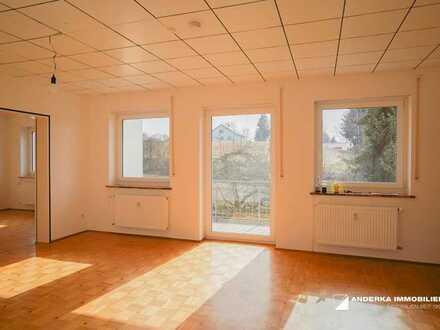 Paare und Singles aufgepasst!  4-Zimmer Wohnung mit Garage in Kötz zu vermieten!