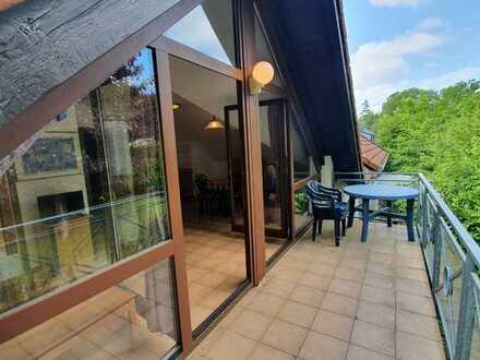 Schöne 2-Raum-Wohnung mit EBK und Balkon in Stromberg